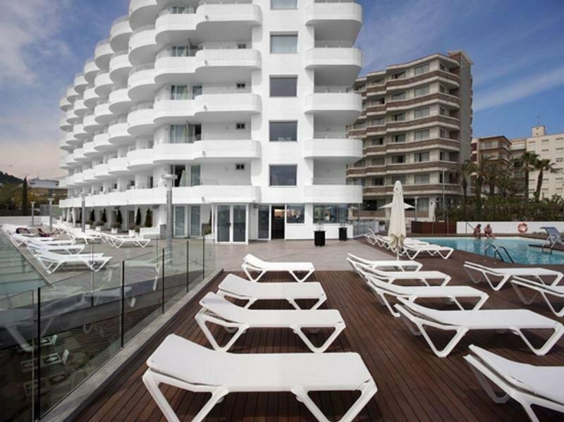Отель Alegria Mar Mediterrania