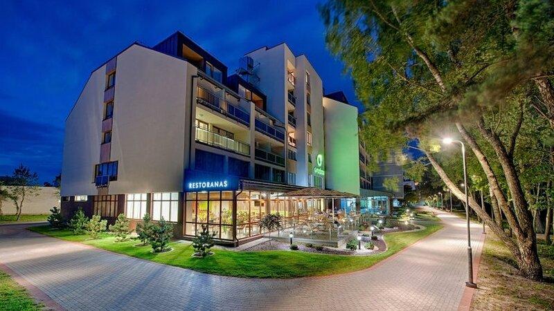 Отель Gradiali Wellness and SPA