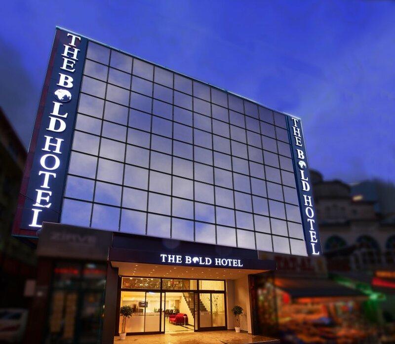 Отель The Bold