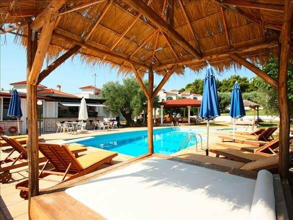 Вилла Askamnia Resort