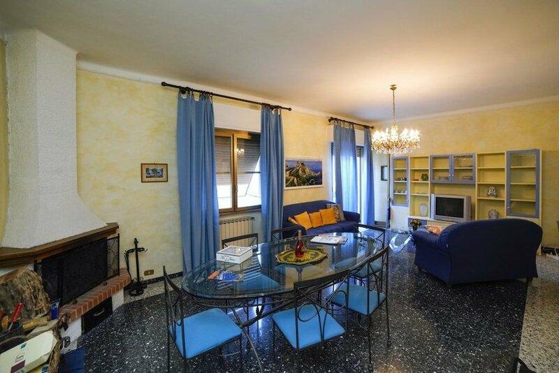 Portovenere's Home