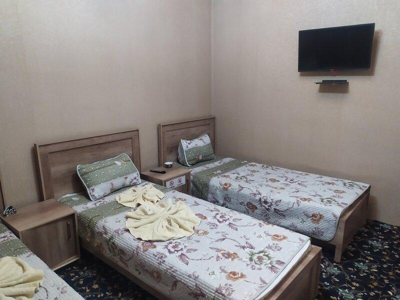 Uvaysiy Hotel