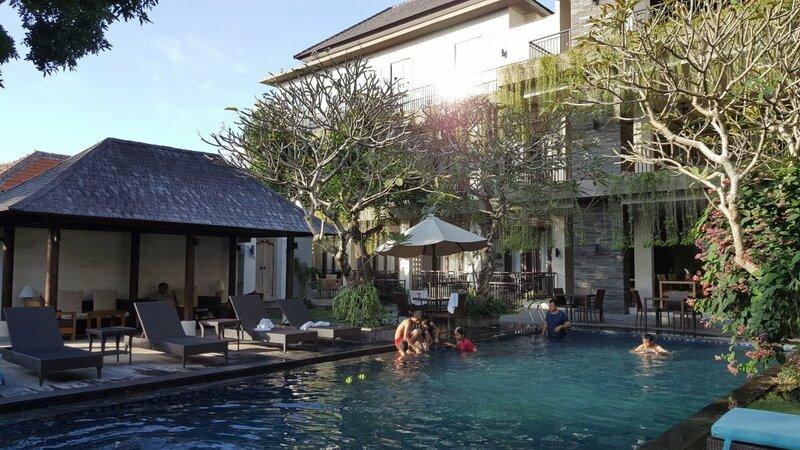 Отель Equity Jimbaran Resort & Villa