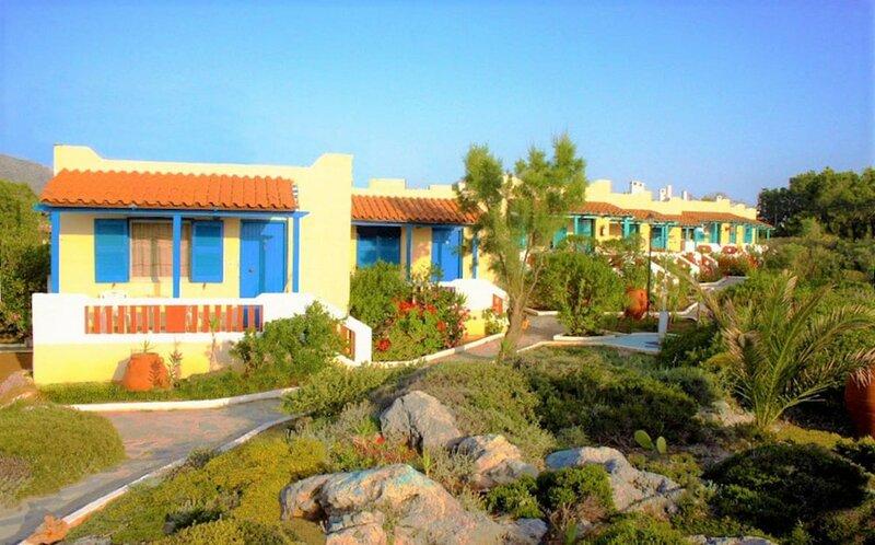 Отель Zorbas Beach Village