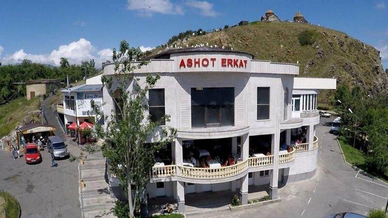 Hotel Ashot Erkat
