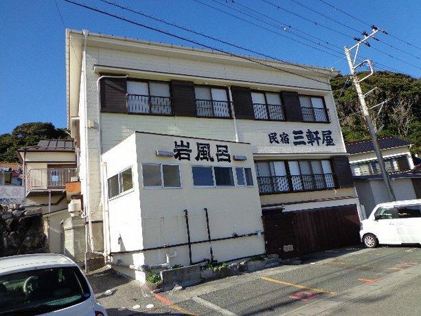 Izu Shimoda Minshuku Sangenya