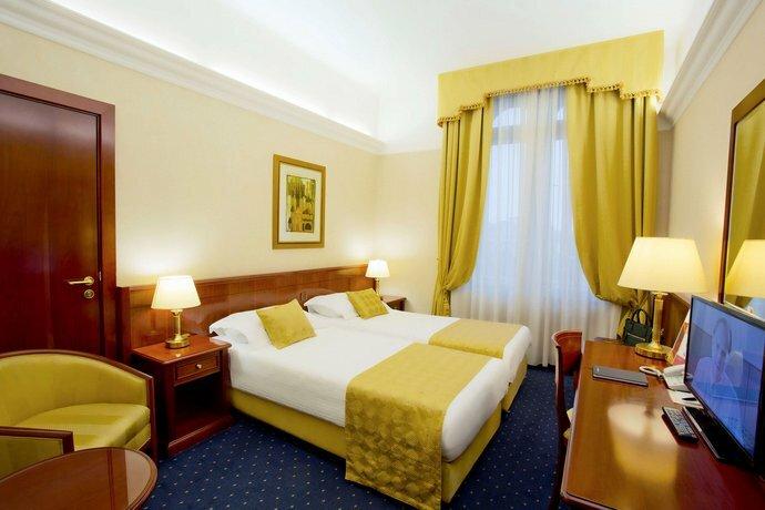 Palace Hotel Загреб