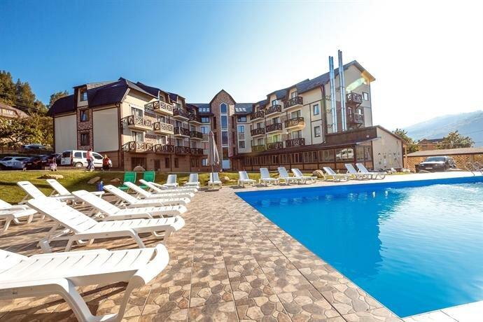 Отель Hotel & Restaurant Premium Club