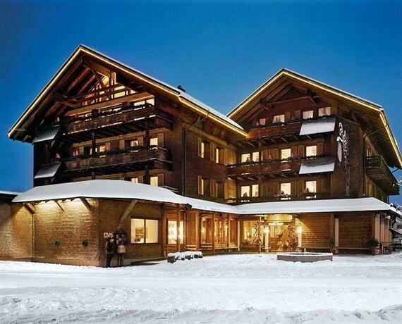 hotel — Hotel Post Bezau & Susanne Kaufmann SPA — Vorarlberg, photo 1