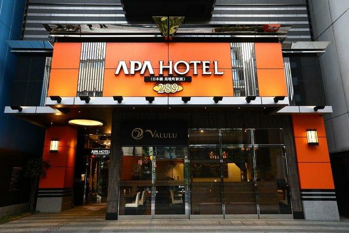 Apa Hotel Nihombashi Bakurocho-Ekimae