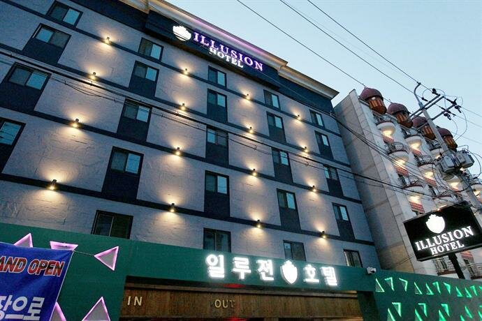 Illusion Hotel