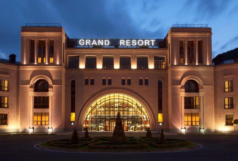Grand Resort Jermuk
