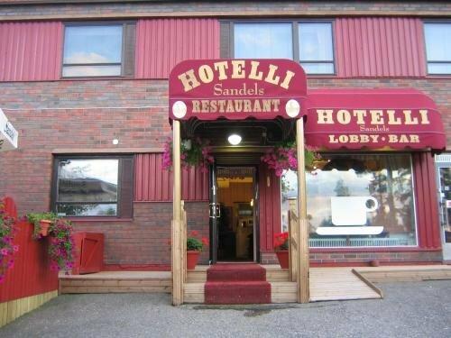 Hotelli Sandels