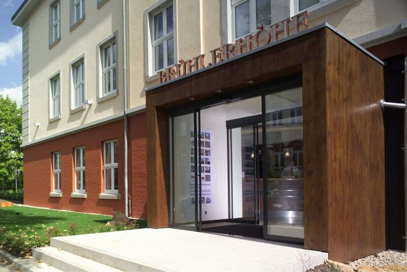 Hotel Brühlerhöhe Erfurt