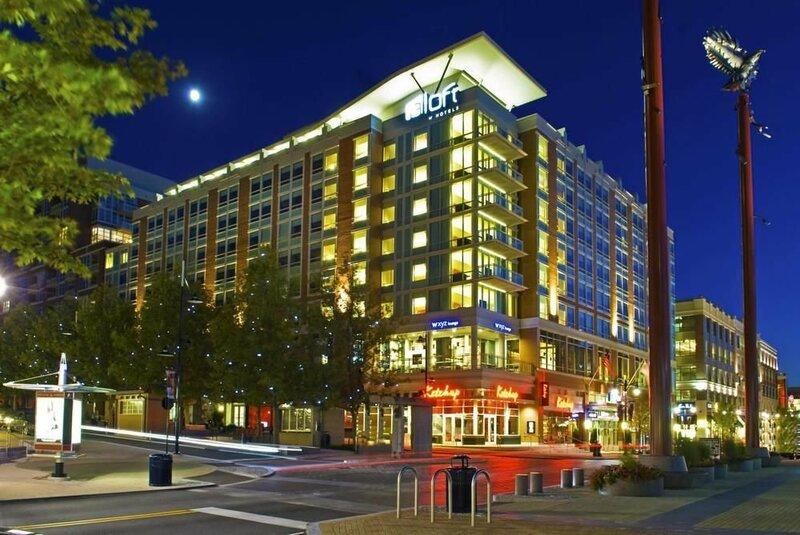 Ac Hotel by Marriott National Harbor Washington, D. C. Area