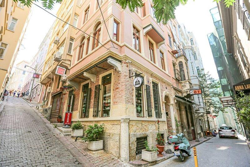 Апарт-Отель № 8 Galata