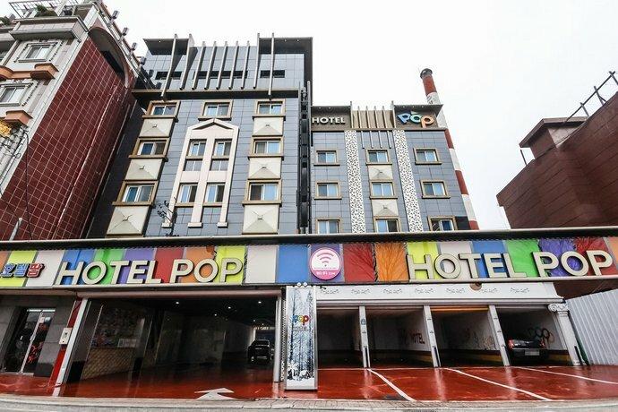 Hotel Pop Jinju