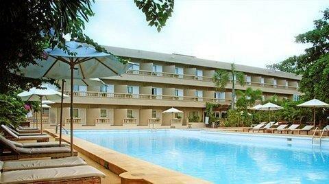 Isawanya Beach Resort Pattaya