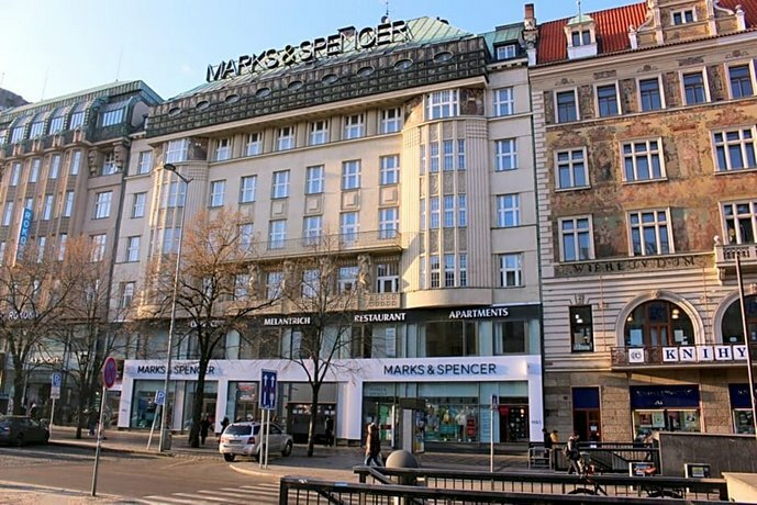Ea Hotel Apartments Wenceslas Square