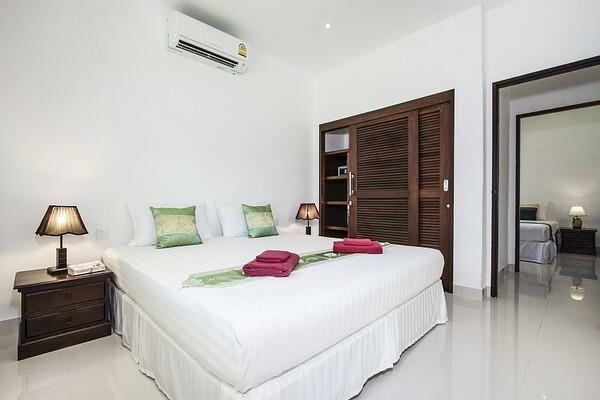 Baan Maenam Villa № 3 3 Beds