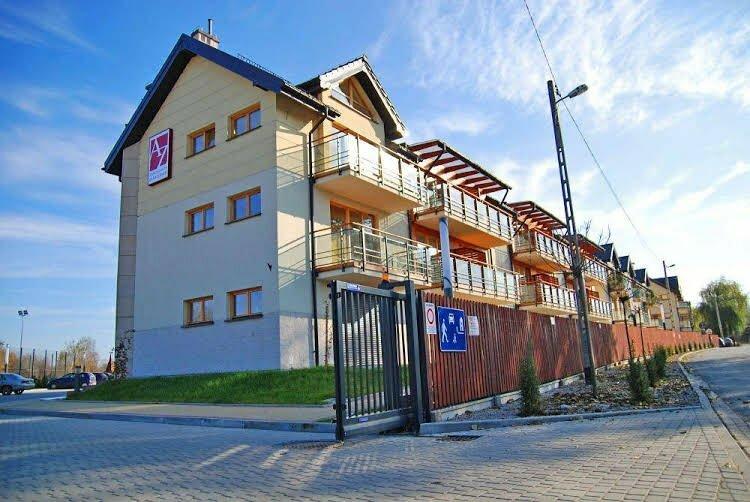 Apartments & SPA Zakrzówek