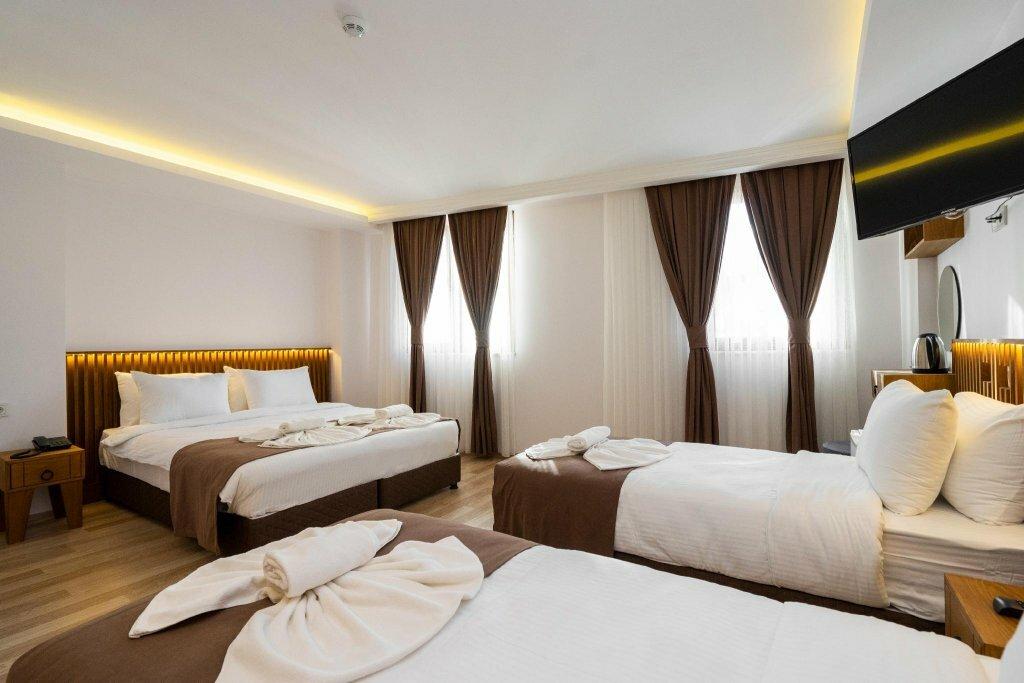 otel — Castillo Rojo Hotel Istanbul — Fatih, foto №%ccount%