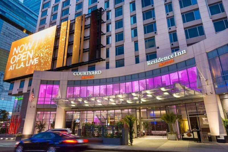 Courtyard by Marriott Los Angeles L. A. Live