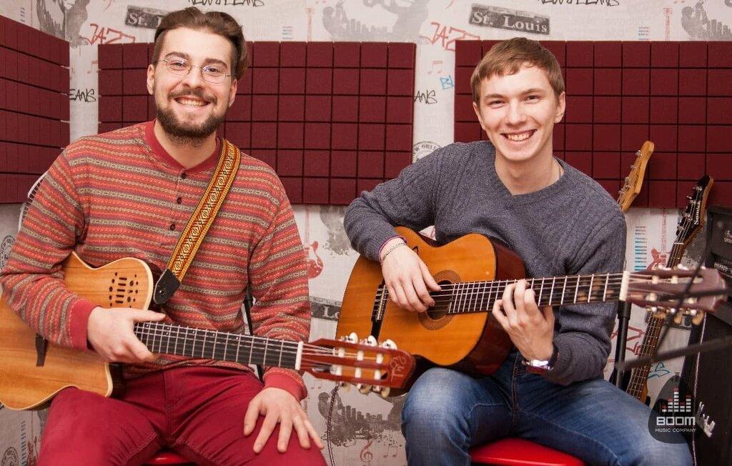 музыкальное образование — Boom music school — Минск, фото №1