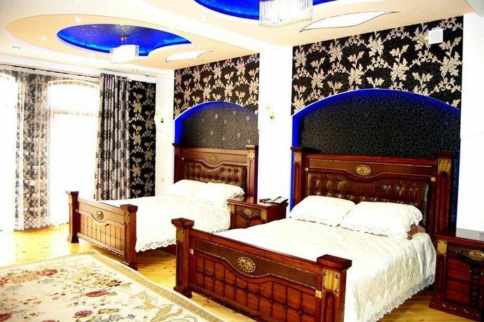 Гостиница Шохканд