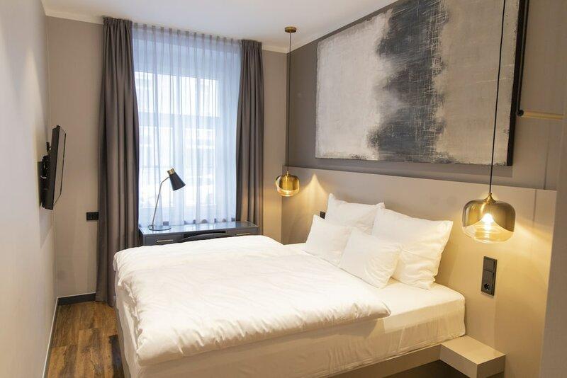 Hotel München - Munich Rooms Boutique Hotel