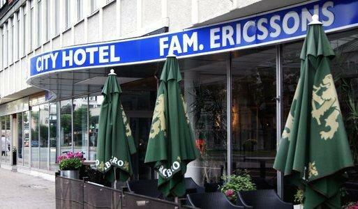 City Hotel, Familjen Ericsson