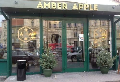 Amber Apple Hotel