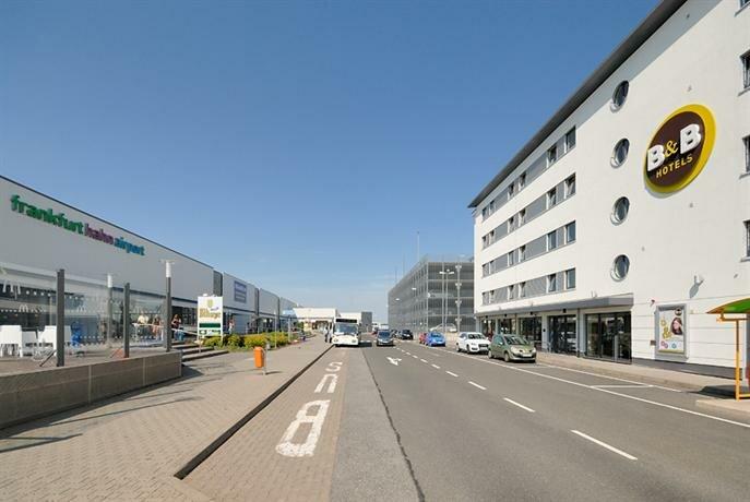 B&b Hotel Frankfurt Hahn-Airport