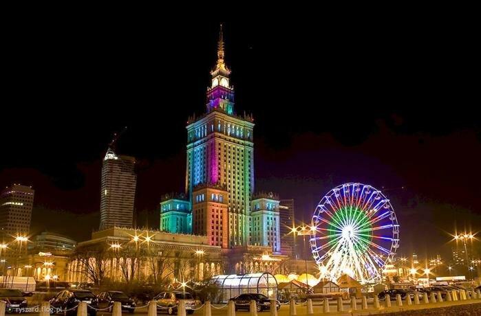 Warsaw Center Hostel