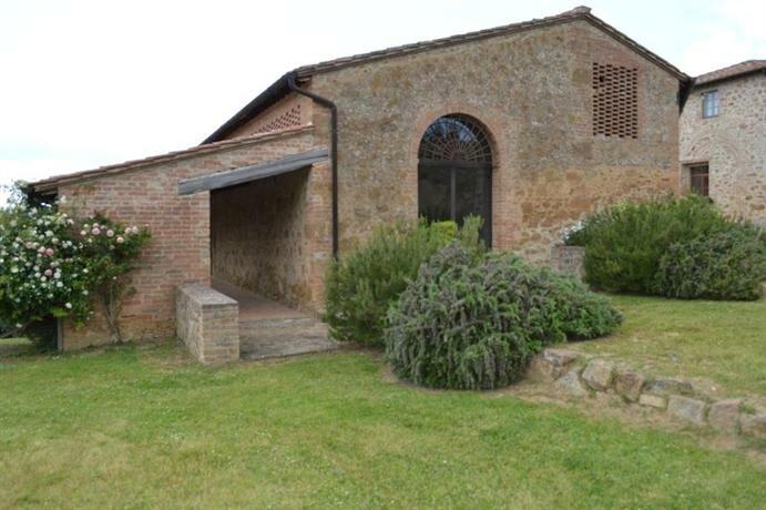 Agriturismo Palazzo Massaini Cavarciano
