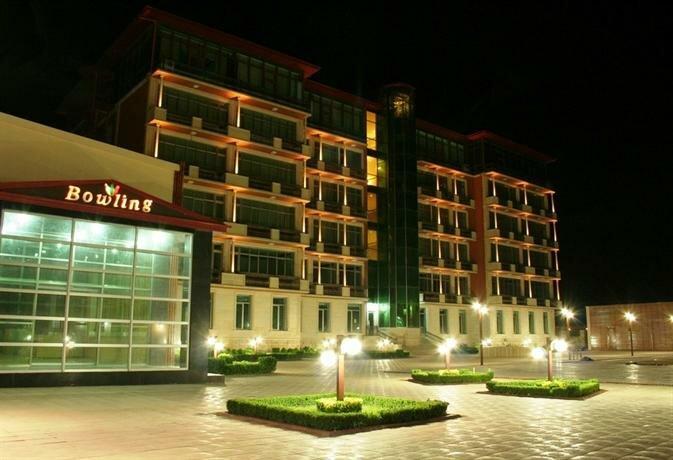 Olimpik Novkhani Hotel