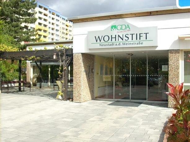 Gda Hotel Neustadt an der Weinstrasse
