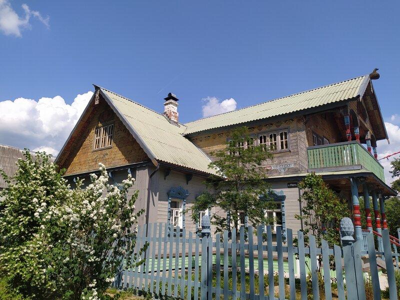 Мини-гостиница Творческая дача