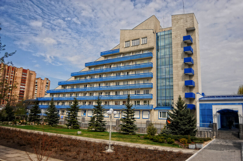 Гостиничный комплекс Дружба
