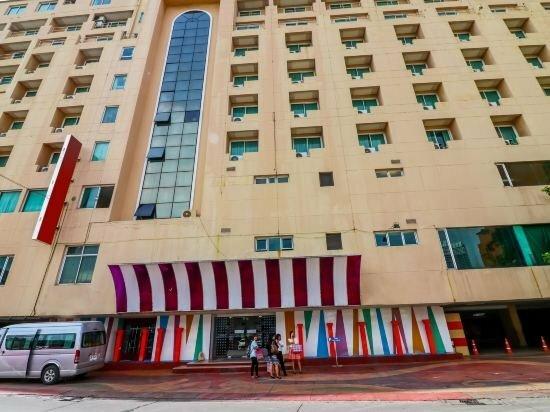 Nida Rooms Triple 1 Dindaeng Downtown