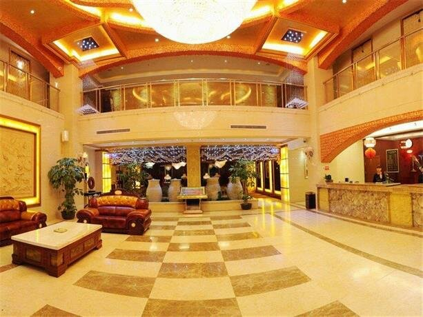 Shaxian Nanting Century Hotel Sanming