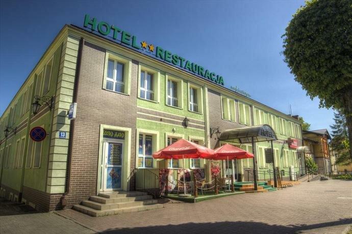 Hotel i Restauracja Nad Jeziorem