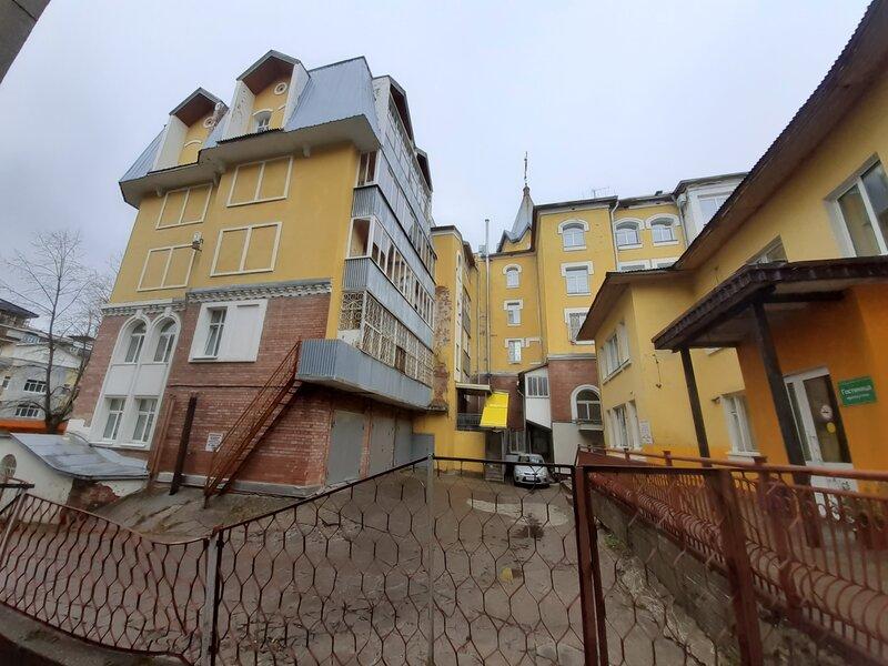 Гостиница Консультативно-диагностического центра Республики Коми
