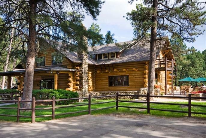 Blue Bell Lodge Custer
