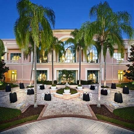 Jw Marriott Orlando Grande Lakes
