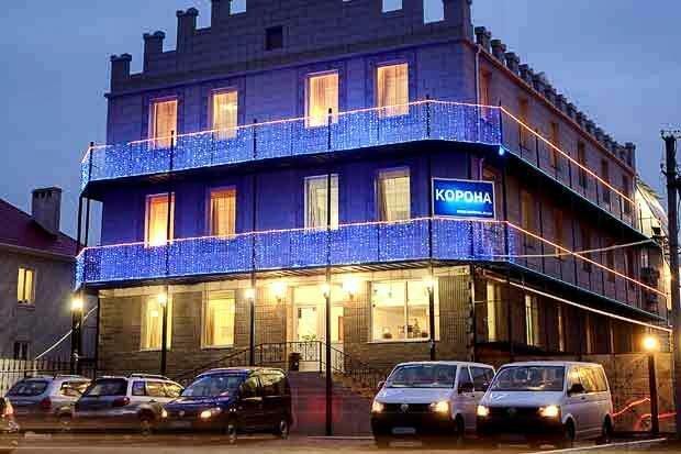 Hotel Status Kiev