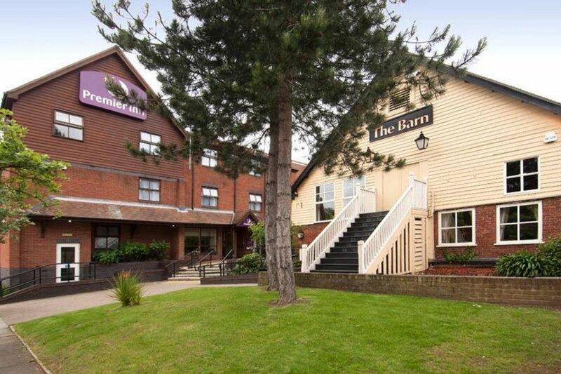 Premier Inn Milton Keynes Central