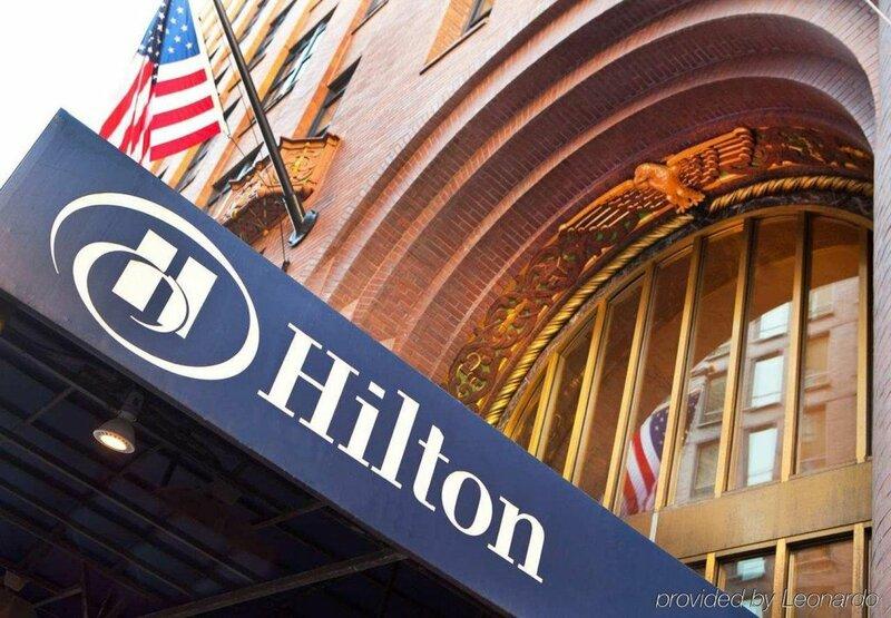 Hilton Boston Downtown Faneuil Hall