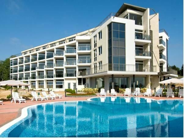 Апарт-Отель Menada Kavaci Sozopol