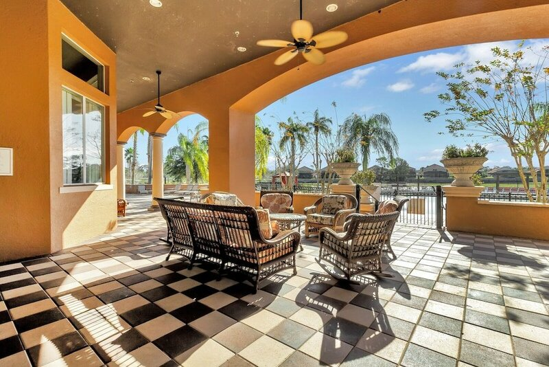 Private Pool and Roomy Game Room With Cdc Cleaning Standards! - № 5av413